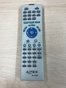 APEX-DIGITAL-RM-2600-DVD-Remote-Control-Tested-And-Cleaned-Q8