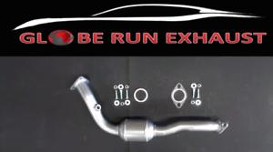 2001-2004 Nissan Xterra 3.3L Rear Passenger Catalytic Converter FITS
