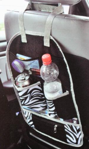 Auto Organizer KFZ Rücksitzschutz Autositztasche Rücklehnetasche Auto Tasche 6