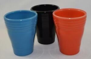 Fiesta-BATHROOM-TUMBLERS-Choice-of-Discontinued-and-Current-Colors