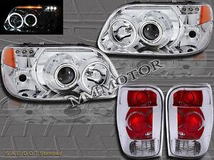 ford explorer 1998 headlights