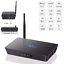 3GB-16GB-8-Core-64Bit-Caja-Android-Smart-TV-BOX-4K-HD-1080p-Movies-HDMI-WiFi miniatuur 1