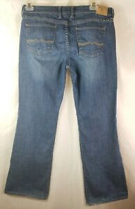 Lucky-Womens-Jeans-Sz-10-30-Ankle-Sweet-N-Low-Stretch-Wash-Medium-Boot-Cut