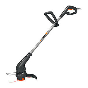 WG116 WORX 12 4 Amp 2 in 1 Corded Electric Grass Trimmer Edger
