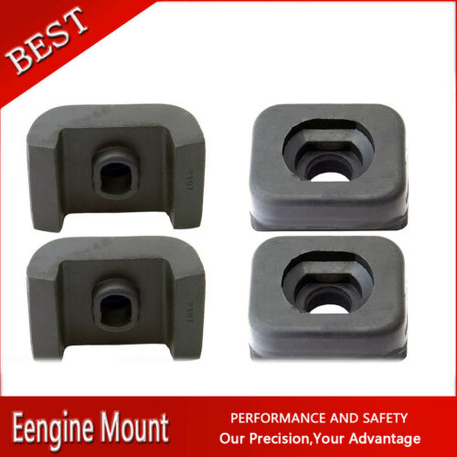 Westar-Manual Trans /& Engine Motor Mount Set 4X For 1969-1974 K10 PICKUP 5.7L