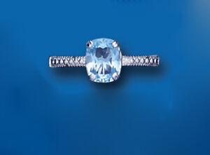 Solitario-Topacio-Azul-y-Diamante-Anillo-Compromiso-Plata-Maciza-De-Ley-Mujer