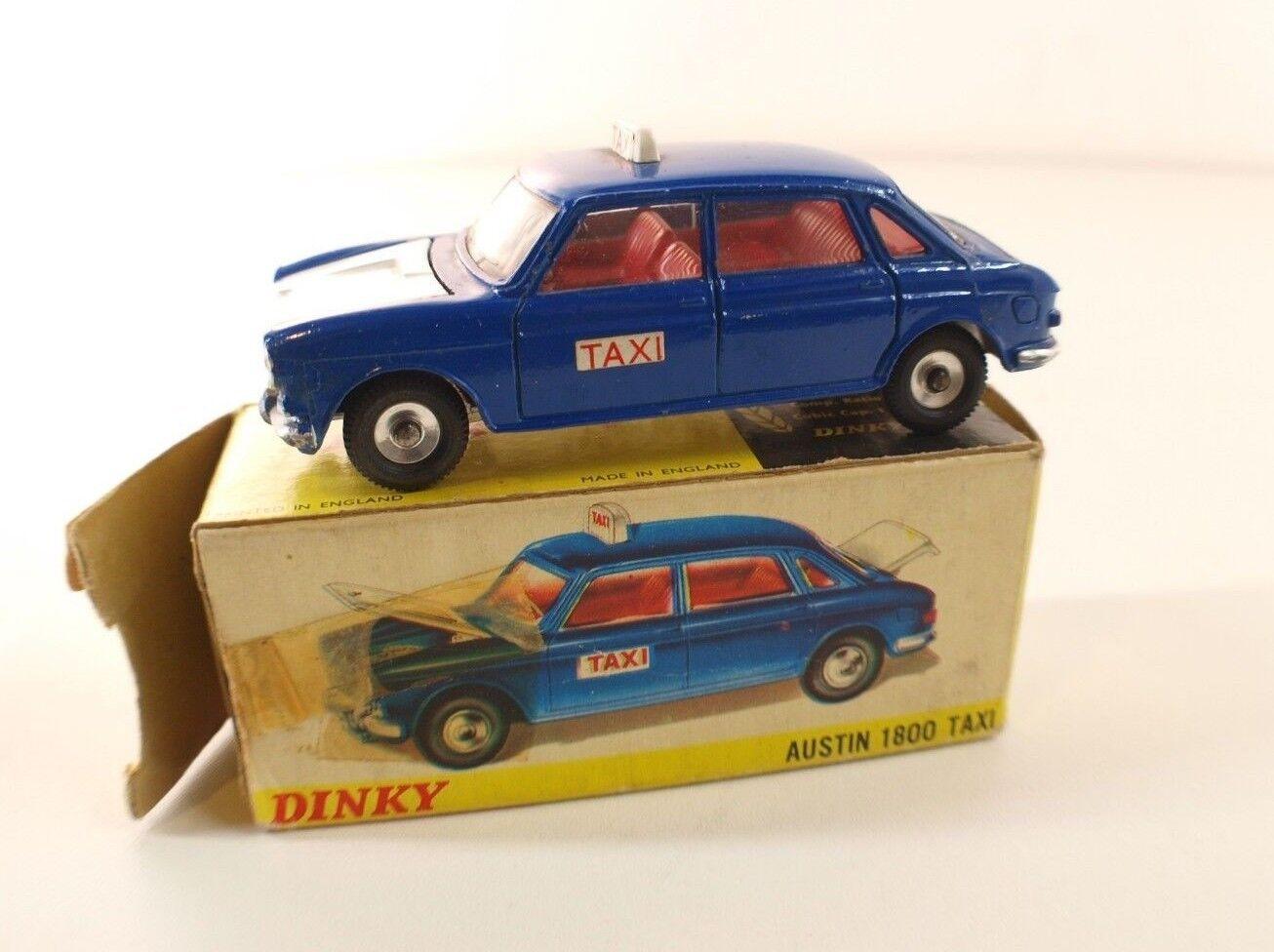 Dinky GB N º 28 Austin 1800 Taxi 1 43 en Caja   Inbox Nmib
