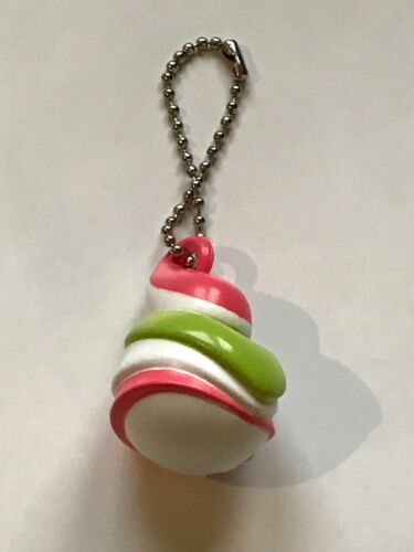Menchies Frozen Yogurt Menchie Head Keychain Super Rare Only Available Here