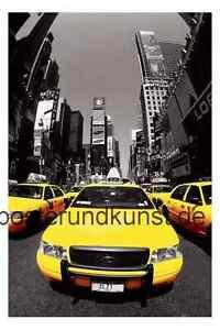 Yellow-Cabs-New-York-City-Grosses-Poster-92x61-cm