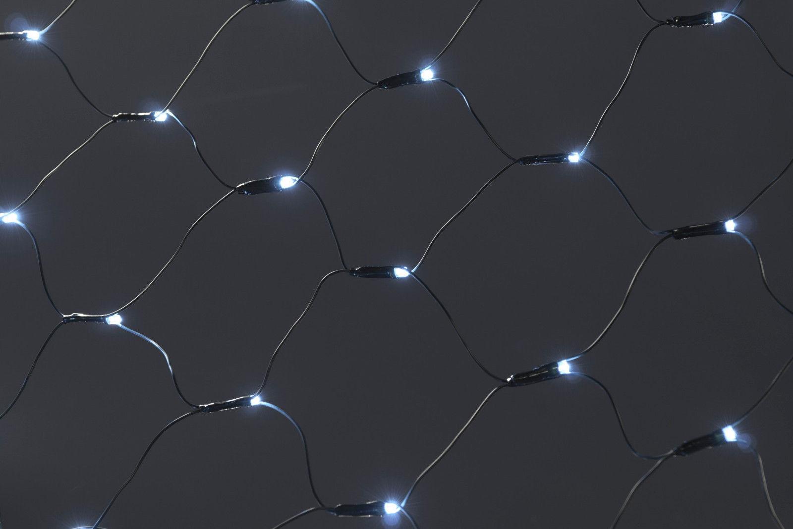 LED Catena Catena Catena Luminosa Rete di luci 160 - 320 LED bianco caldo frossodo bianco interno esterno 62a6dd
