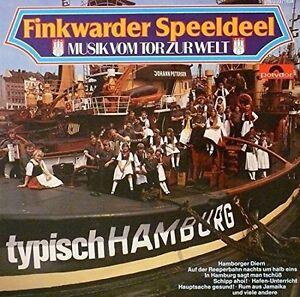 Finkwarder-Speeldeel-Typisch-Hamburg-1977-LP