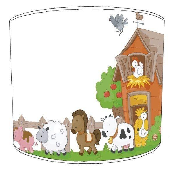 ANIMALI da cortile cortile cortile Paralumi Ideale Da Abbinare animali da cortile Cuscini & copre. 1676a8