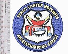 American Indian Zuni Hot Shot Crew California Texas Canyon Hotshots 50 Years Ang