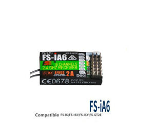 Details about Flysky FS-iA6 6ch 2 4G RC Receiver