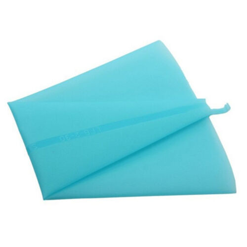 4 Size Silicone Pastry Bag Reusable Piping Bag for Baking Cookie Cake Decoration