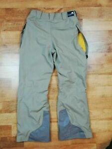 Nike-ACG-L-Gore-tex-ski-snowboarding-pants-vtg-Small-S-M-volcom-snowboard-burton