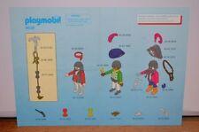 7812 playmobil bouwplan piraten set 3939