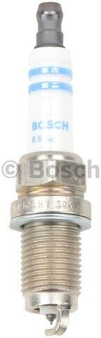 6 pcs Bosch Double Platinum Spark Plugs For 2004-2008 ACURA TL V6-3.2L