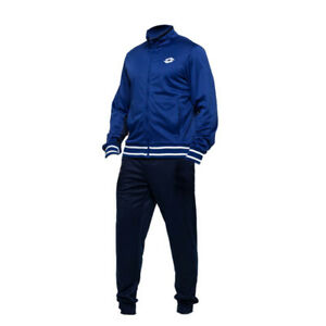 Lotto Maison Iii Suit Bs Pl Tuta Acetato Uomo Sport Art S3340 Ebay