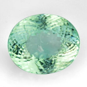 0.67 Ct. Sparkling Natural Paraiba Green Tourmaline
