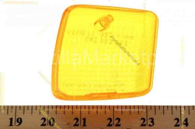 HONDA SPREE//ELITE 50 SE50 NQ50 NB50 BLINKER TURN SIGNAL LENS SET 33402-GN2-672