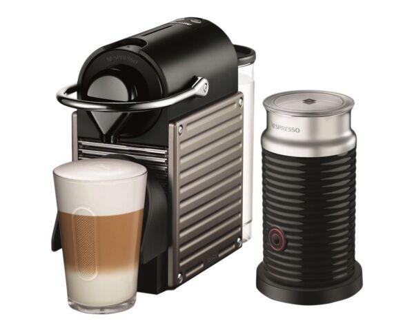 Nespresso Pixie Titan Bundle By Breville For Sale Online