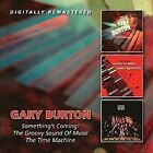 Something's Coming Groovy Sound of Music Time 5017261212412 by Gary Burton CD