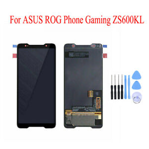 Touch Screen AMOLED LCD Display Digitizer Assembly For ASUS ROG Phone ZS600KL