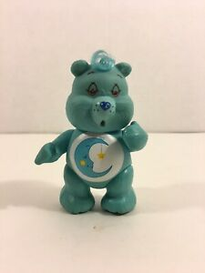 BEDTIME-BEAR-Care-Bears-Poseable-Figure-Kenner-1984
