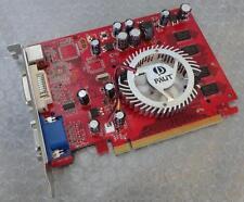 128mb Palit NVIDIA GeForce 7200gs PCI-E VGA/DVI/TV-Out Grafica Scheda Video