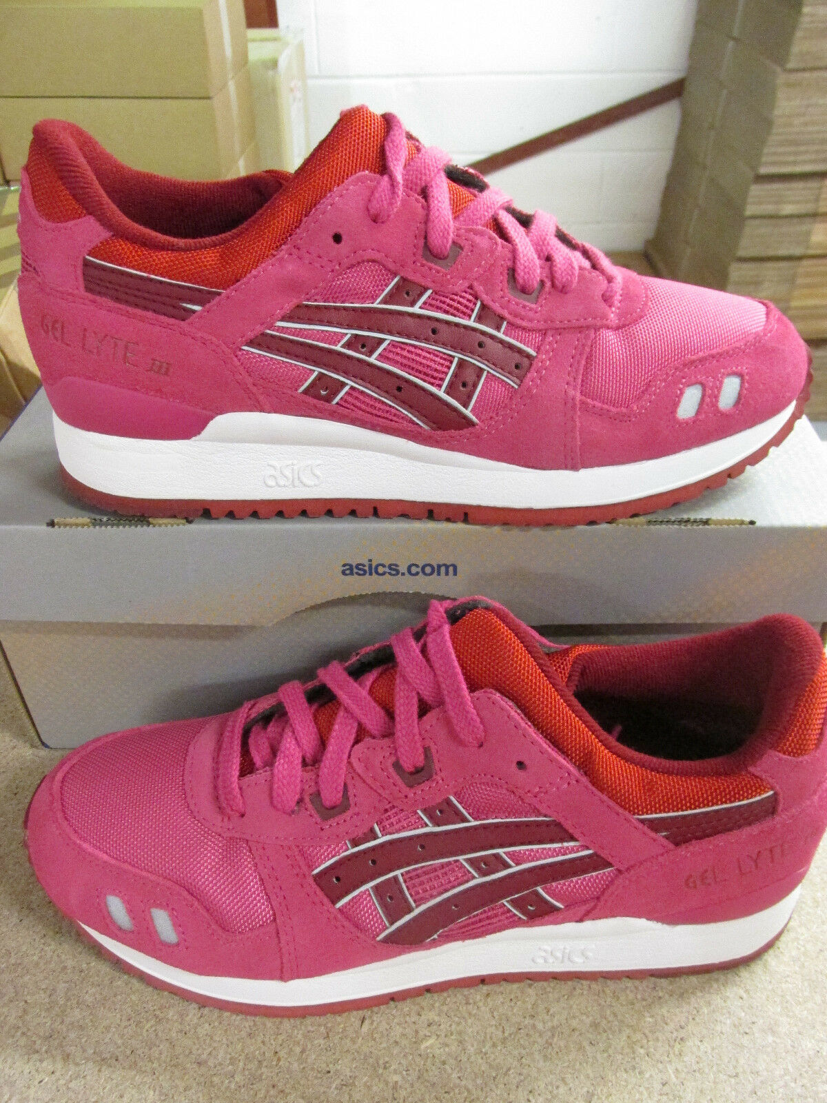 asics gel-lyte III 3 Mujer Zapatos trainers H483N 2526 sneaker Zapatos Mujer 616ce1