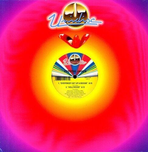 Freddie James - Everybody Get Up & Boogie [New Vinyl] Canada - Import