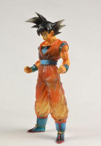 Figure US Vendeur Banpresto Dragonball Z HSCF #21 Son Goku clair vers