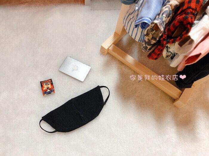 Kpop Star Baekhyun Sehun 15cm 20cm Doll's Clothes Mask Accessory Cute Gift N