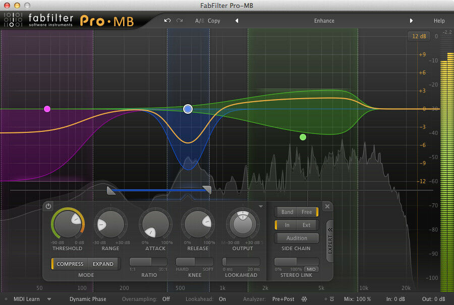 FabFilter Pro-MB (Electronic Delivery) - Authorized Dealer