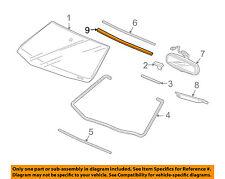 Genuine Acura 73150-SEP-A01 Windshield Molding
