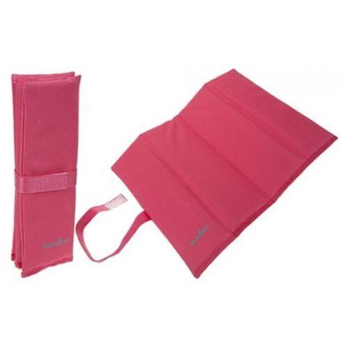 Sl Summit Folding Sit Mat Pink Hiking Camping Padded Walking Festival