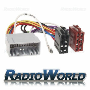Chrysler-Car-Stereo-Radio-ISO-Wiring-Harness-Connector-Adaptor-Cable-Loom-Lead