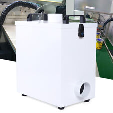 110v 80w Smoke Purifier Pure Air Fume Extractor For Cnc Laser Engraving Machine