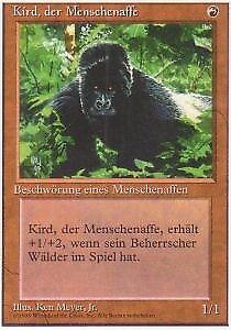 MTG 4x KIRD APE Deutsch Unlimitiert *DEUTSCH GERMAN*