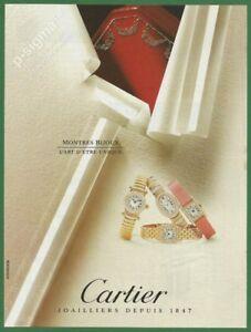 CARTIER-montres-bijoux-jewel-watches-1994-Print-Ad