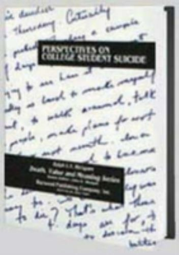 Perspectives on College Student Suicide, Paperback by Rickgarn, Ralph L. V., ...