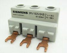 Einspeiseklemme 3-Phasen SIEMENS 3RV1 925-5AB 3RV1925-5AB 3RV19255AB