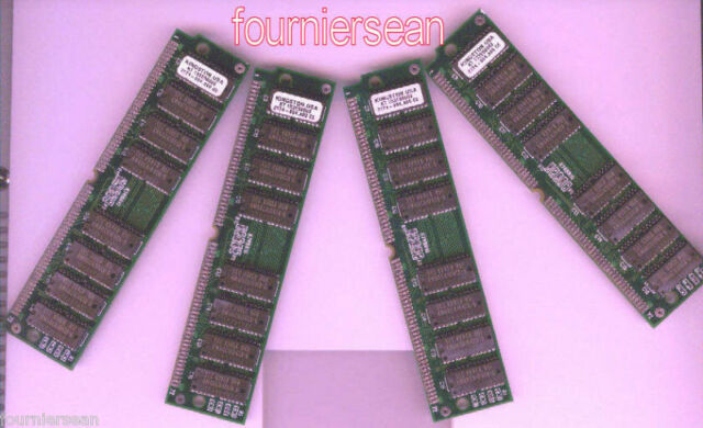 4 MB Edo-RAM 60 NS 72-pin ps//2 Memory /'TEXAS INSTRUMENTS tm124fbk32-60/'
