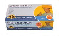 Cheesehead Doug's Pf Vinyl Examination Gloves, X-large, Case Of 1000, (vinpfex)