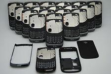LOT of 20 OEM Blackberry torch 9800 Black 4pc back housing REF USA seller