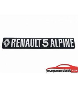 Monogramme-RENAULT-5-ALPINE