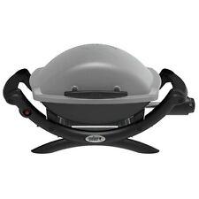 Moderne Weber 50060001 Q1000 Cast Iron Liquid Propane Portable Grill UP-52