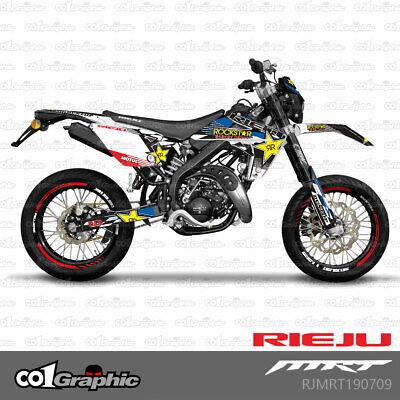 Rieju MRT 50-125 graphics kit decals or MARATHON 125-200// 2009-2017 sticker set