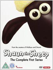 Shaun das Schaf -  Die komplette 1. Staffel 5er [DVD] NEU